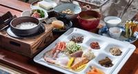 【熊・猪・ウサギ・鹿・鴨】から3種の山肉を食べ比べ!和風ジビエ料理を楽しむ<2食付>
