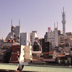 【1日1室限定】東京スカイツリー(R)側確約〜素泊まり〜【事前カード】