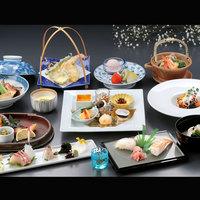 ■ 竹コース ■魚介をメインに料理長が厳選した旬の食材をご提供/豊後水道潮彩会席