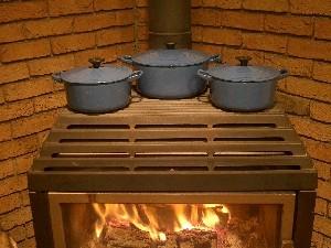 グランデコリフト券付 貸切露天風呂も楽しめる地元食材使用二食付プラン