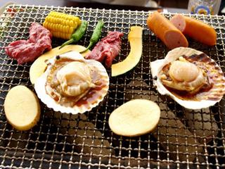 【1泊3食付】夏だけの期間限定!お昼はBBQ♪香住の味覚満喫プラン
