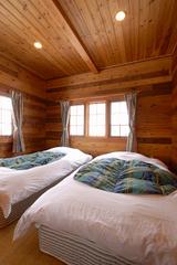 スキー&スノーボードシーズン・ログハウスコテージ宿泊プラン(素泊り)