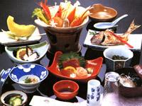【能登立国1300年】【基本プラン】お部屋でゆっくりご夕食★1泊2食付き