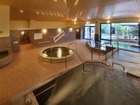 宿泊と「里見の湯」温泉パック