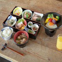 【春夏旅セール】【朝食自慢】話題の『つや姫』使用!庄内産の食材が豊富な朝ごはんで元気なスタートを!