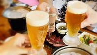 【60分飲み放題!】蟹&秋田牛&お寿司など食べ放題・地酒も生ビールも飲み放題♪60分飲み放題プラン