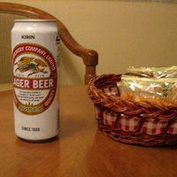 【500ml缶ビール×おつまみサービス★素泊まり】お疲れ様プラン
