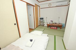 本館_和室 『喫煙』 (バス無し・トイレ付き)