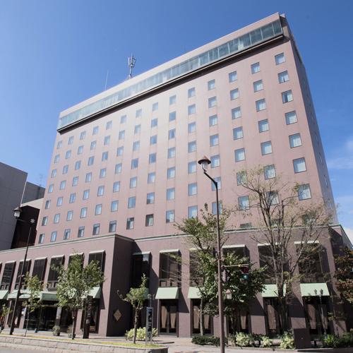 ホテルクレッセント旭川 image