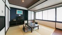 【和洋室】〜ツインベッド+琉球畳〜ゆったり寛ぎステイ (朝食付)