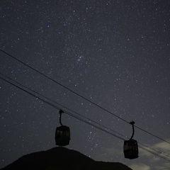 【天空の楽園】×【2021星空ナイトツアーチケット付】≪2食付≫☆彡阿智村で星空と美肌の湯を愉しむ♪