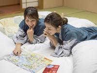 【お部屋へお届け】「かんざんじ温泉リゾート」を湯ったり快くまで■松花堂御膳プラン
