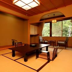 【新館】和室10畳+広縁・ウォッシュトイレ■禁煙ルーム
