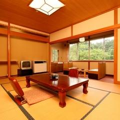 昔ながらのお部屋【別館】和室10畳+広縁・ウォッシュトイレ♪