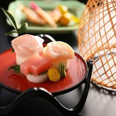 【基本プラン】素材を生かす京都の技!自慢会席料理と天然温泉美人の湯◆貸切風呂無料