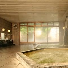 【B&Bプラン】1泊朝食◆体に優しい朝食と天然温泉でリラックス