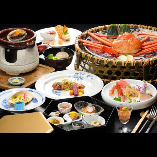 『星の光』★★こんなに贅沢で美味しい食材があるんだ!!『東北美味』グレードアップ和食フルコース