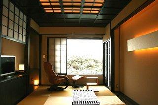 松島湾が眼前で愉しめる新和室 【趣】omomuki