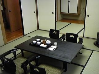 和室 【バス・トイレ セパレートタイプ】喫煙可