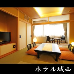 【萌黄(moegi)】 和室8畳+広縁