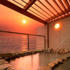 【1泊朝食付】ゆったりスケジュールにおすすめ!朝は海を眺めながらのご朝食を♪