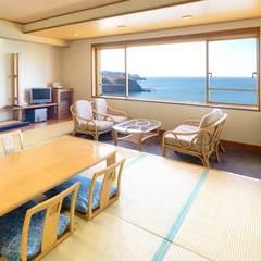 【禁煙】日本海が一望できる広々12畳【和室スタンダード】