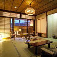 天然温泉:露天風呂付客室(和室12畳・露付)