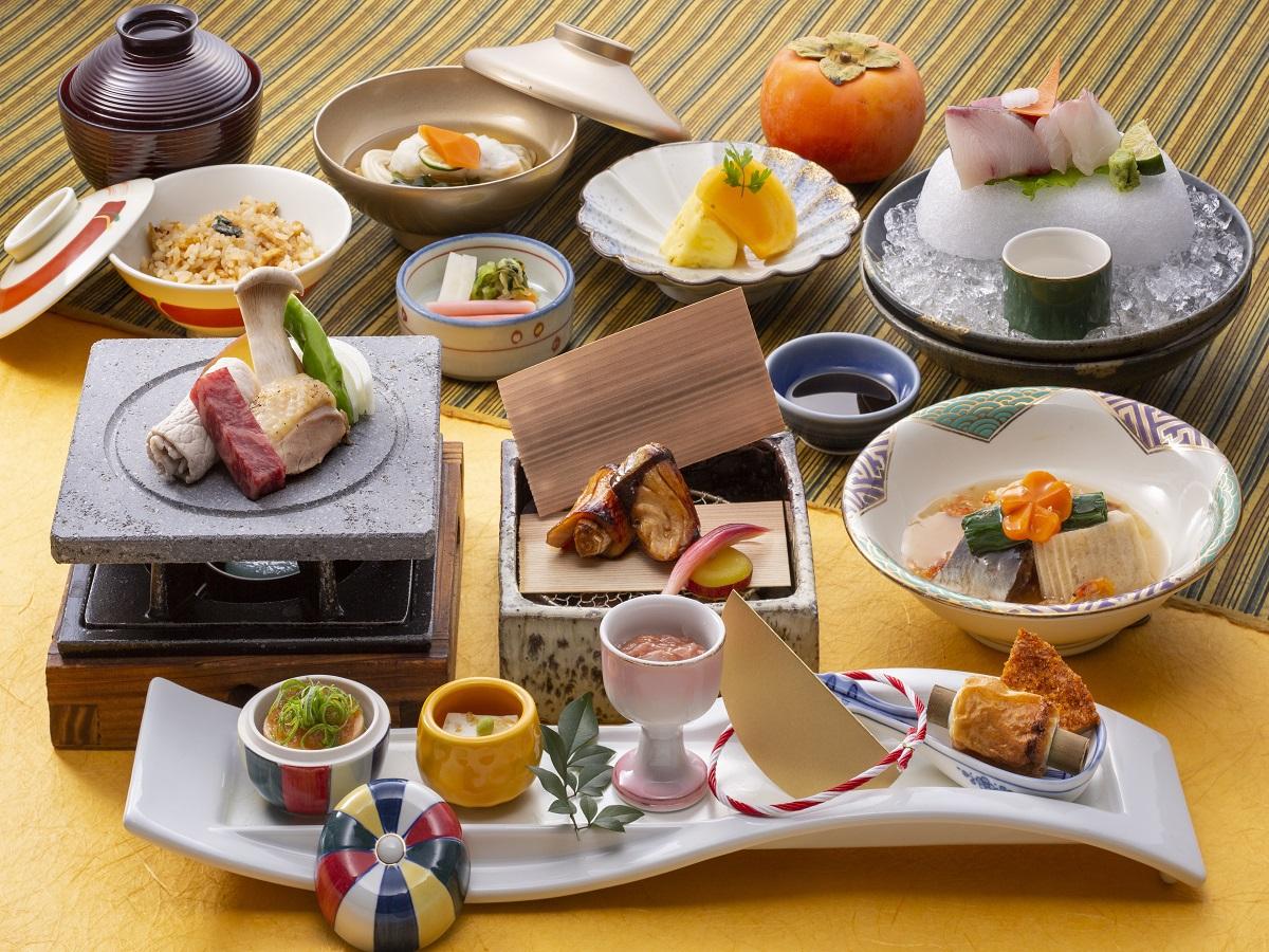 日本料理「藍彩」でいただく徳島の味覚『阿波うまいもん会席』