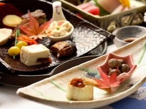 【夕食お部屋食】お部屋でゆ〜ったり会席料理プラン!