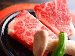 【料理グレードUP】大自然が育む「阿蘇あか牛」付き会席プラン
