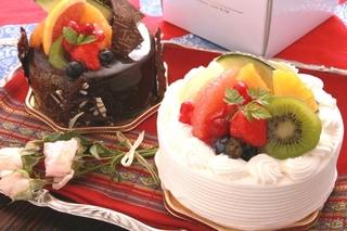 【アニバーサリープラン】大切な記念日に!アニバーサリーケーキ付き!