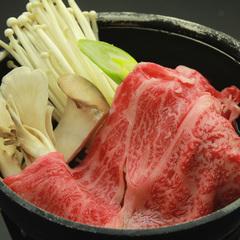 人気のブランド牛『山形牛』のすき焼きが平日1万円以下で味わえるチャンス☆[2食付]【現金特価】