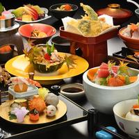 【食事処】【スタンダード会席】小綺麗な田舎料理がテーマの会席料理を味わう一番人気プラン