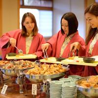 【夕食・個室食確約】【料理長こだわり会席<花-hana>】プライベート空間で大切な人とのご夕食♪