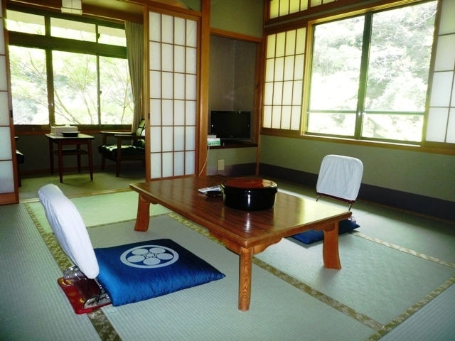 Main Building River View Japanese-Style Room