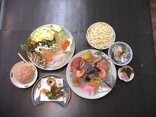 【平日限定】リーズナブルなプラン雪見鍋(うどん・デザ-トつき)でごゆっくり夕食