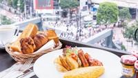 """【秋冬旅セール】渋谷駅直結!進化する街""""SHIBUYA""""を堪能(朝食付)"""