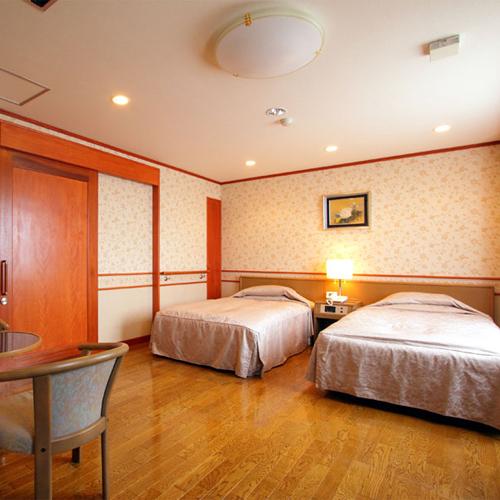 バリアフリールーム【素泊まりプラン】安心・安全なホテルライフ♪
