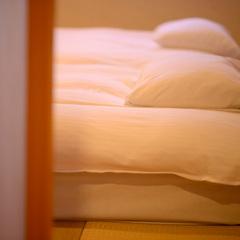 【3・4名様限定】家族旅行や女子会・グループ旅行に♪<ツイン和室>素泊まり