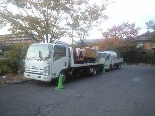 ★トラック・大型車応援プラン★ 駐車料金はもちろん無料!!