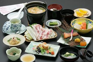 ご宿泊者様専用料理♪【1泊2食付プラン】