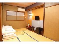【和室-禁煙】1〜4名利用 7.5畳の和室 ゆったりお風呂