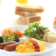 【朝食付】スマートステイプラン 当館人気の朝食を添えて宿泊をスマートに[駐車無料][Wi-Fi完備]