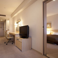 ◆喫煙可◆コネクティングルーム(デラックスツイン2室)