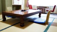 【ひとり旅歓迎!スタンダード客室】8〜10畳和室(トイレ付)