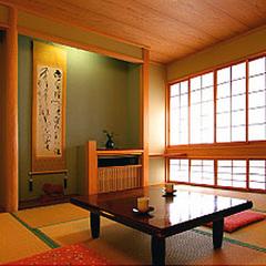 【スタンダード客室】8〜10畳和室(トイレ付き)素泊まり用