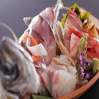 【楽天トラベル限定】北陸の旬鮮舟盛りと人気の貸切岩盤浴を満喫プラン(レストラン食)