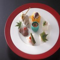 ◆上・創作会席プラン・レストラン◆『あの料理をもう一度食べたいとリピーター続出の渾身の会席料理』