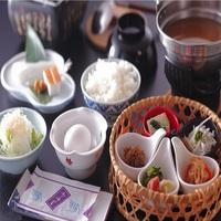 ◆1泊朝食プラン◆『ホテルではなく温泉旅館で心も体もリフレッシュ♪』旅館ならではの朝食プラン