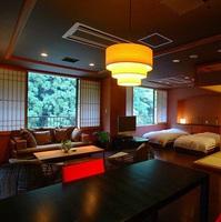 ◆露天風呂付スイート◆『温泉と絶景をひとり占め』趣の異なる6種の客室【レストラン食】